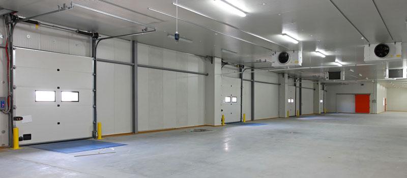 Garage door repair service in McHenry, IL area