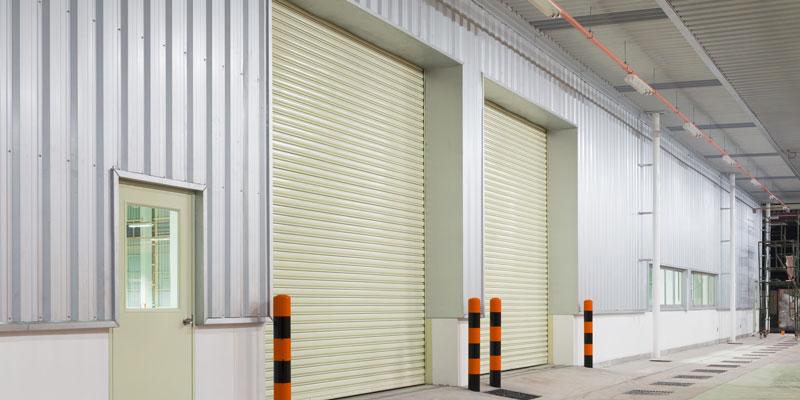Commercial Overheadd Garage Door