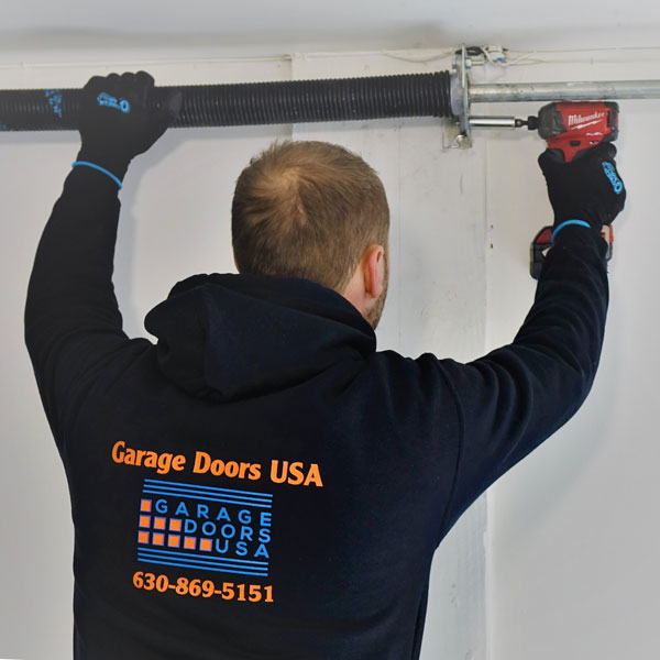 Garage Door Repair Service in Evanston, IL area