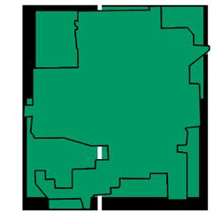 Area map of door repair service in Tinley Park, IL